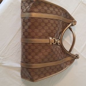 Gucci purse made in Italy